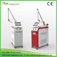 Quality Newest and most effective dermatosis treatment Nd yag laser tattoo removal machine for sale