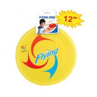 Quality Attractive Promotional 12 Inch Cloth Frisbee Flying Disc for sale