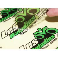 Quality BOPP Digital Print Sticker Labels In Small Quantity  Are Available for sale