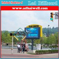 China Fashion Outdoor SMD DIP P10 LED Digital Sign Billboards on sale