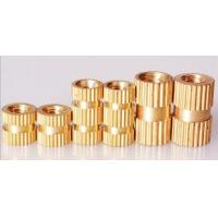 China Brass Insert Nut for Set Top Box,brass Nut,knurled copper nut on sale