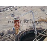 Quality ESSO NUTO H46 Tower Concrete Placing Boom Radio Remote Control Fast Coupling for sale