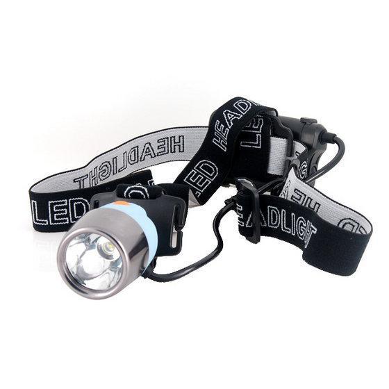 Buy 3W CREE P4 LED 3 Mode Headlight Headlamp at wholesale prices