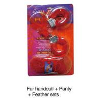 Buy cheap three piece handcuff from wholesalers
