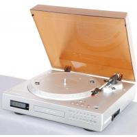 Buy cheap Turntable for USB to PC Recording and CD Recorder with Cassette and RCA Line-in function Model:E-E070 product