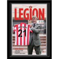 Quality Sunderland Magazine Cover for sale