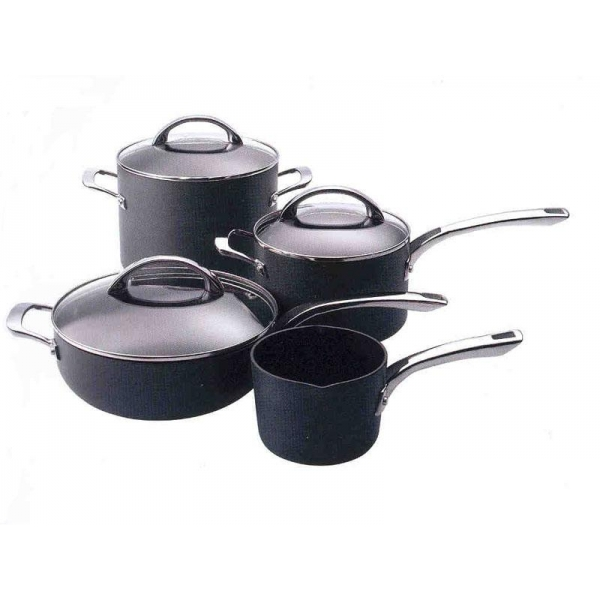 Meyer professional hard anodized cookware