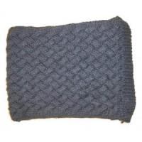 Quality 100% acrylic knitted cable neck warmer for sale