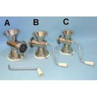 Quality Kitchen Utensils SS MEAT MINCER for sale