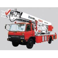 Quality CDZ22 Aerial Platform Fire Truck for sale