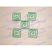 China square shaped paper clips on sale