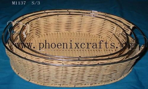 Buy Rattan Wares rattan basket at wholesale prices