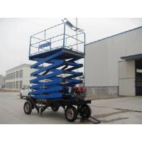 Quality mobile scissor lift table for sale