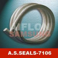 Quality Compression Packing Expanded PTFE round rope A.S.SEALS.CO7106 for sale