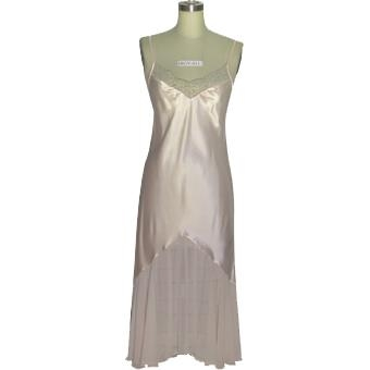 Buy Nightwears Item No.:Silk Satin Nightgown/SRGY-011 at wholesale prices