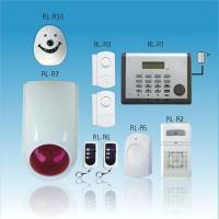 Buy cheap Auto-Dial and Auto-Record Alarm System product