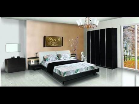 Bedroom  Furniture on Black Wood Girl Modern Sleigh Bedroom Furniture Sets   Show Pictures