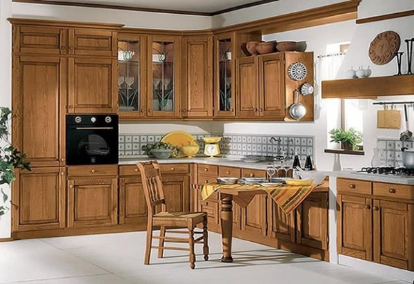 Oak kitchen cabinet for sale 16375605 for Cheap kitchen carcass