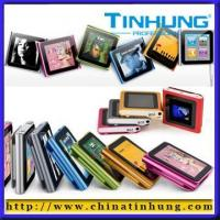China New listing 6th Gen 1.8 LCD Fm Video Player MP4 Player(TH-155) with 8 colors on sale