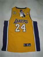 China 24 Kobe Bryant Authentic Home Jersey on sale