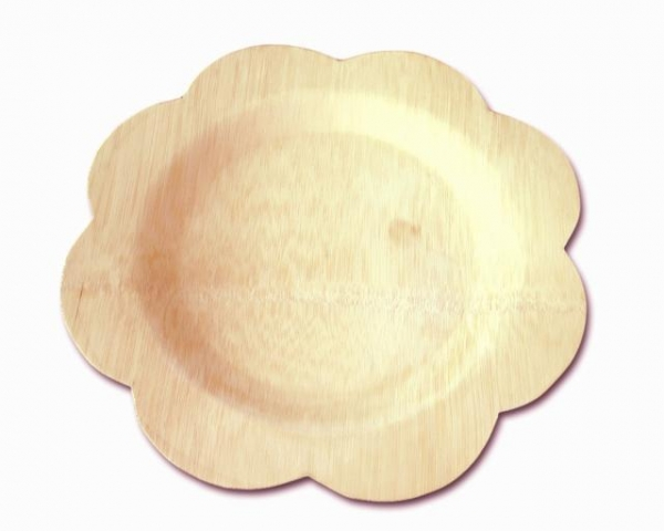 Buy Disposable Bamboo Plates at wholesale prices