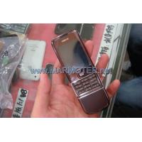 Quality Nokia 8800 SA copy brown sapphire arte built-in 1GB memory for sale