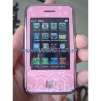 China Q5 Mini iphone dual band cute lovely hello kitty appearance TV multi-language on sale