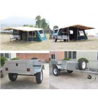 China Small camping trailers CP4-2 on sale