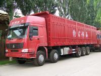 Quality Howo heavy duty truck for sale
