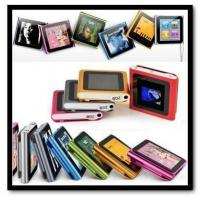 China 6thGenerationmp4player on sale