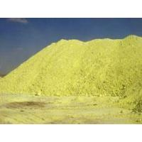 99.5% refined sulphur,specification