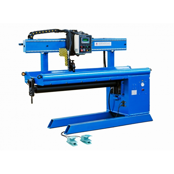 ZFJ2000A Longitudinal Seam Welding Lathe of swelder