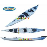 China Dreamer: 4.45mtr Single Sit In Touring Kayak Designed for sea touring and flat paddling on sale