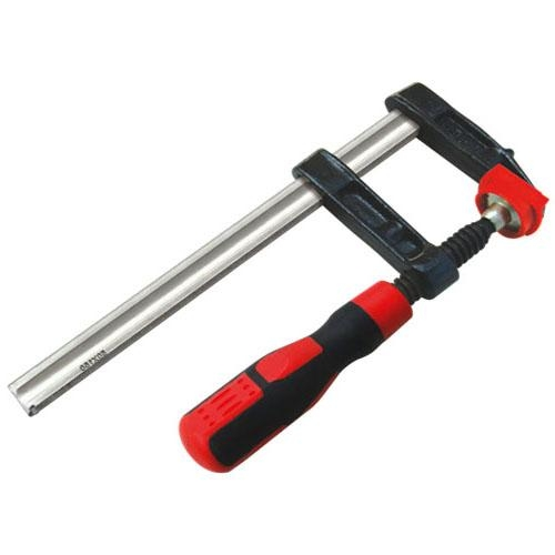 China GERMAN TYPE F CLAMPS (60 TYPE DOUBLE COLOR)