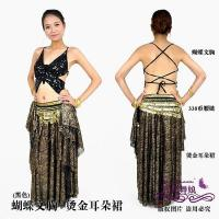 China belly dance costume Model: 82318442216-black on sale