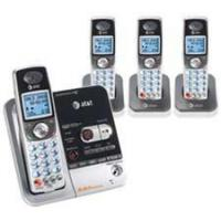 Quality AT&T See details AT&T TL72408 5.8 GHz Four Handset Cordless Telephone with Answering System and Caller ID for sale