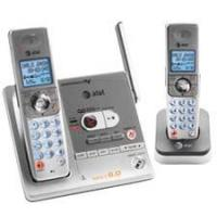 AT&T See details AT&T SL82218 DECT 6.0 Digital Dual Handset Cordless Telephone with Answering System and Caller ID