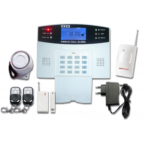 Wireless alarm system wireless alarm system with camera for Cpi security intouch