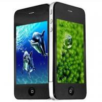 Quality W360 dual sim cards dual standby mobile phone Wi-Fi JAVA 2.0 with Metal Body 3.5 inch touch screen for sale