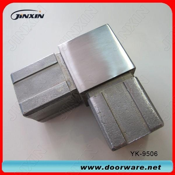 Aluminum tubing joints for