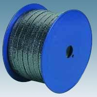 Quality RY90-09 Expanded graphite braided packing for sale