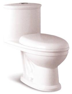 Buy The Series of Toilets Siphonic One-piece Closet L-112/720*410*710 at wholesale prices