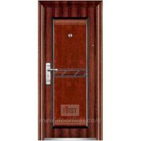 Quality Single-Leaf Steel Security Doors for sale