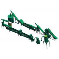 Buy cheap Plastic recyclingequipment PET Flake washing dewatering and drying unit product