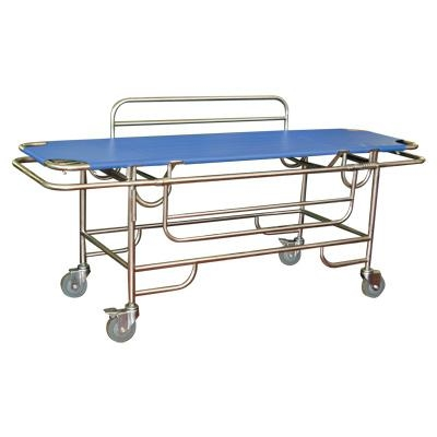 Buy Orthopedics traction bed SKB037(A) Staubless  Steel Patient Stretcher Trolley at wholesale prices