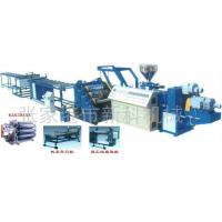 Quality PP、PE、PVC、PS、ABS sheet production line for sale