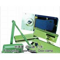 China Door And Window Fittings Floor spring Door ... Floor spring Door closer Door clamp on sale