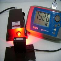 High Power Laser Diode Modules Product Name:Laser Diode  635/650nm 1.2-1.8W