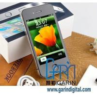 Quality A3 Android 2.1 Multi Touch Capacitive Panel 3G WiFi TV Java AppleUI Smart Phone for sale