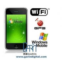 Quality Newest Ciphone C9 3.5 inch touch screen Windows 6.5 WIFI GPS smart mobile phone for sale